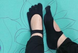 pilates-schuhe