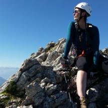 Klettersteig Insbruck